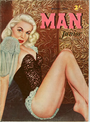 Man Junior - Mar 1957