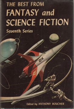 The Best From Fantasy And Science Fiction, Seventh Series 1958