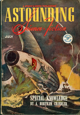 Astounding (British Edition) - Jul 1946
