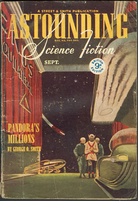 Astounding (British Edition) - Sep 1945
