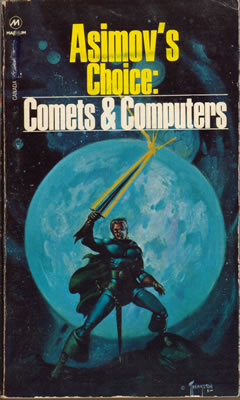 Asimov's Choice: Comets & Computers 1978