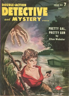 Double-Action Detective and Mystery Stories No: 7 - Su 1957