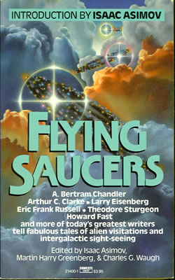 Flying Saucers 1988