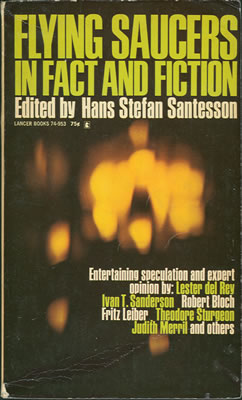 Flying Saucers in Fact and Fiction 1968