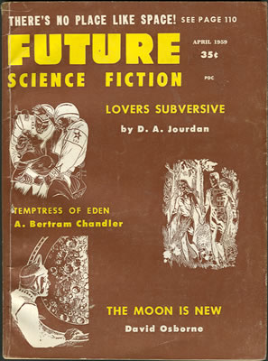 Future Science Fiction No: 42 - Apr 1959