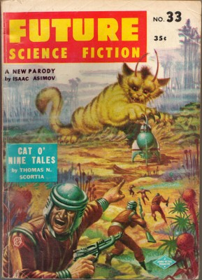 Future Science Fiction No: 33 - Su 1957