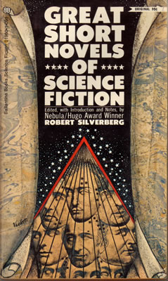 Great Short Novels of Science Fiction 1970
