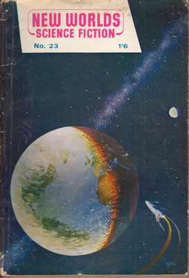 New Worlds No: 23 - May 1954