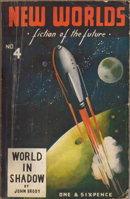 New Worlds No: 4 1949