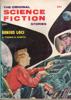Science Fiction Stories - Sep 1957