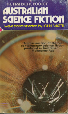 Australian Science Fiction 1 1972