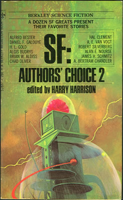 SF Author's Choice 2 1970
