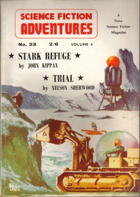 Science Fiction Adventures No: 23 - Nov/Dec 1961