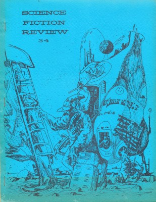 Science Fiction Review No: 34 - Dec 1969