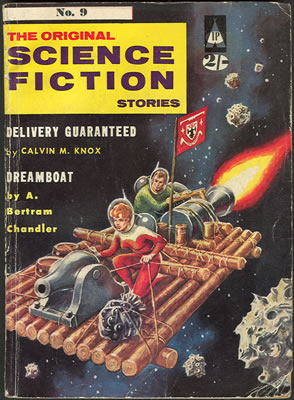 Science Fiction Stories (British Edition) No: 9 - Sep 1959