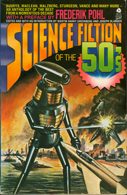 Science Fiction of the 50's 1979