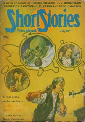 Short Stories - Jul 10th 1946