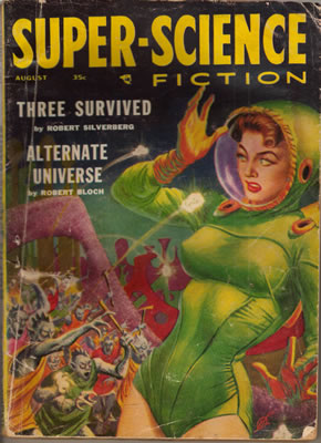 Super-Science Fiction - Aug 1957