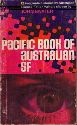 Pacific Book of Australian SF 1968