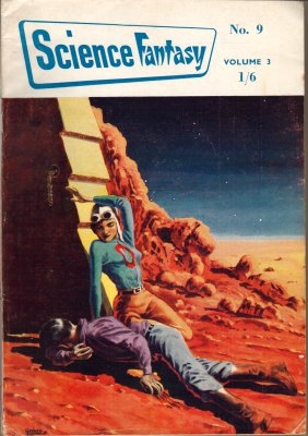 Science Fantasy No: 9 - Jul 1954