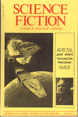 Science Fiction - A Review of Speculative Fiction