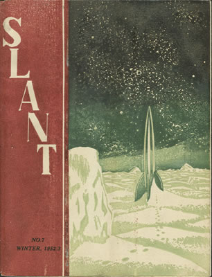 Slant No: 7 - Win 1952