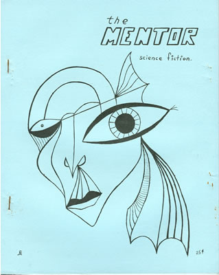 The Mentor No: 22 - Apr 1972